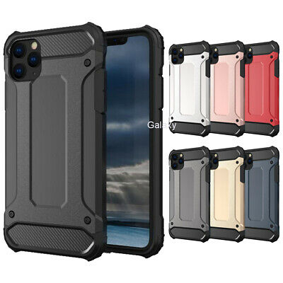 Case For iPhone 11 11 Pro Max Shockproof Tough Armor Heavy Duty Phone Cover