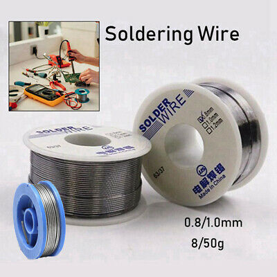 Tin Lead Industrial Solder Wires Soldering Tool Iron Wire Roll Reel Welding