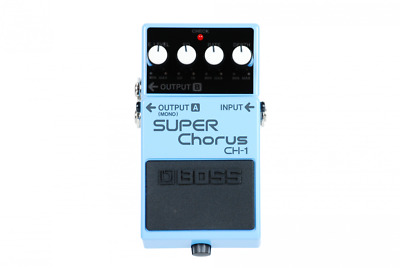 Boss CH-1 Super Chorus GENTLY USED