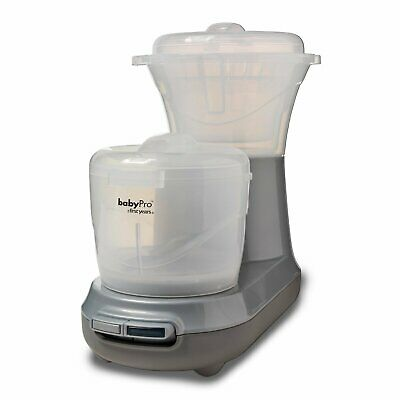 The First Years All in One Compact Pro Kitchen Infant/Baby Food Steamer Blender