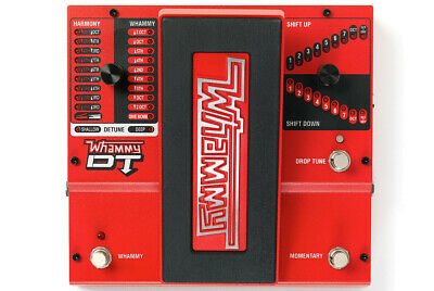 DigiTech Whammy DT Pitch Shifter GENTLY USED