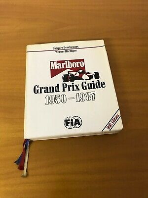 Marlboro Grand Prix Guide 1950-1987