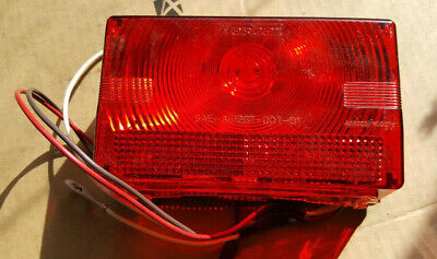 NEW Wesbar 403025 Submersible Taillight Left SIDE