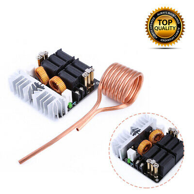 1000W ZVS Low Voltage Induction Heating Board Module Flyback Driver Heater UK