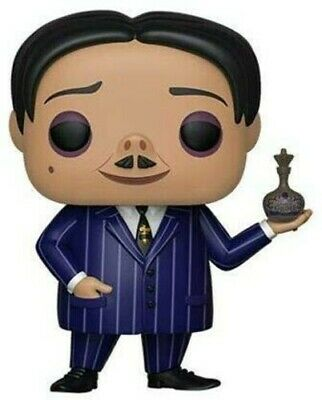Addams Family - Gomez - Funko Pop! Movies: (2019, Toy NUEVO)