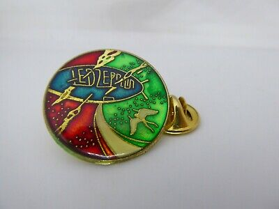 Pin's Pins Pin Badge LED ZEPPELIN / MUSIQUE / ROCK / LED ZEP - TOP !