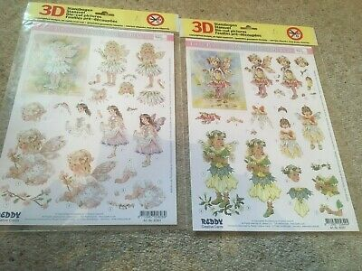 DUFEX Die Cut decoupage Woodland friends  ** MULTIBUY OPTIONS AVAILABLE **