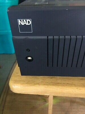 NAD monitor series power Amplifier 2600 power envelope