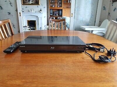 Sony BDP-S760 Blu-ray Player With Remote