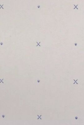 10m ** ON A ROLL** Sewing Pattern Paper Spot Dot Cross for Marking Designs