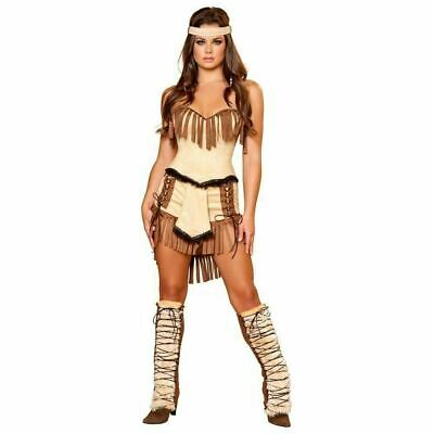 Cherokee Indian Costume for Adults