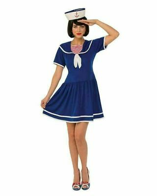 Sailor Lady Costume for Adults
