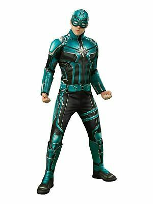 Yon Rogg Deluxe Costume for Adults - Marvel Captain Marvel