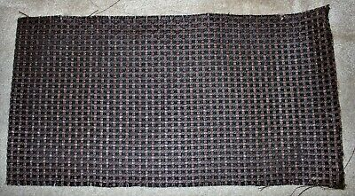 1960's Vintage Antique Radio SPEAKER GRILLE CLOTH Fabric used leslie's organs