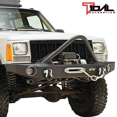 TIDAL FIT FOR 84-01 Jeep Cherokee XJ Off-road Stinger Front