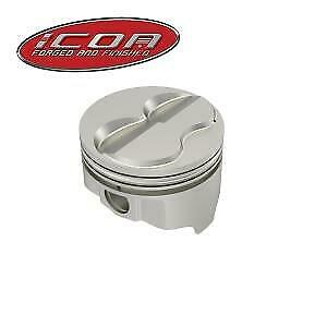 ICON IC793.040 - Chevy 327 - KB ICON Forged  Pistons - Dome IC793.040