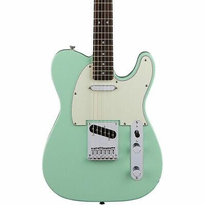 Limited Edition Electric Guitar Bullet Telecaster Surf Green Squier new with FS