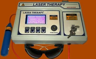 BRANDED COMPUTERIZED LASER THERAPY different medical application Machine DG