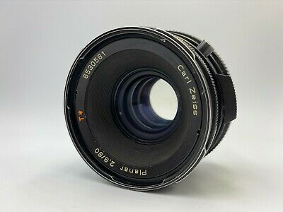 *Exc+++* Hasselblad Carl Zeiss Planar CF 80mm f/2.8 T* Lens From Japan &741