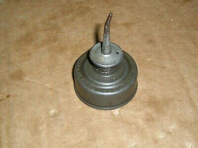 VINTAGE EAGLE SMALL OIL CAN,  PAT. APPLIED FOR. EARLY 1920's.  U.S.A.