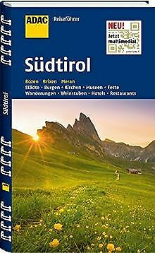 ADAC Reiseführer Südtirol: Bozen Brixen Meran by... | Book | condition very good