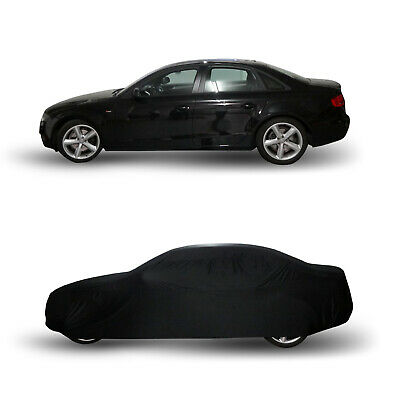 Soft Indoor Car Cover for Audi A4 B6 B7 B8 Saloon & Convertible