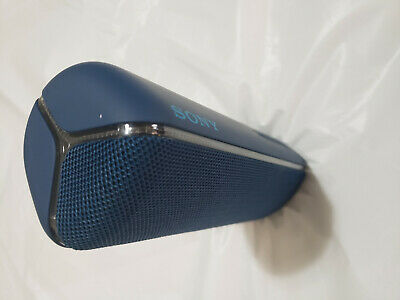Sony SRS-XB32 Extra Bass Wireless Bluetooth Speaker With NFC/ Lights Blue