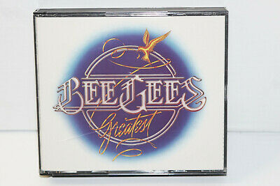 Bee Gees Greatest Hits - 2 Disc Double Album Polydor Polygram 800 071-2 - CD