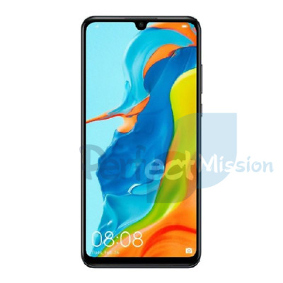 NEW Huawei P30 Lite Dual SIM 6GB / 128GB 4G LTE MAR-LX2 Midnight Black