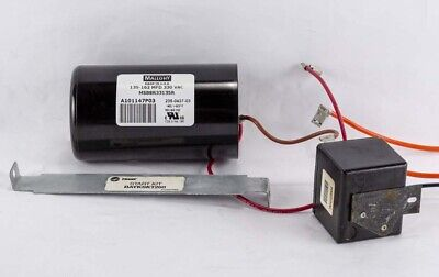 OEM York Start Capacitor 270-324 MFD 330 Volt 024-25390-000 1497-270 1497-2701