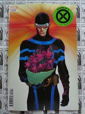 House of X (2019) Marvel - #4, 1st Print, Sara Pichelli Variant, Hickman, NM