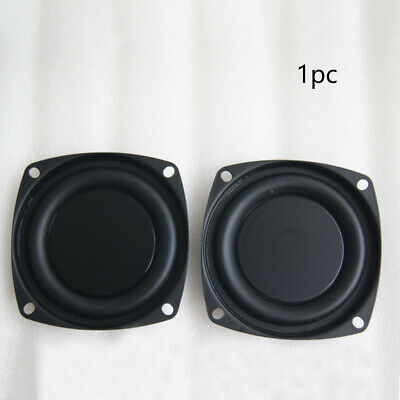 Durable 3 Inches Speaker Diaphragm Bass Plate Woofer False Trumpet Easy Install
