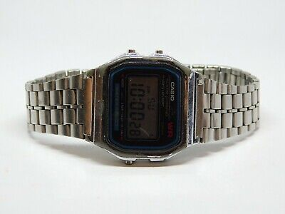 Casio A159W 593 Quartz Digital Unisex Watch