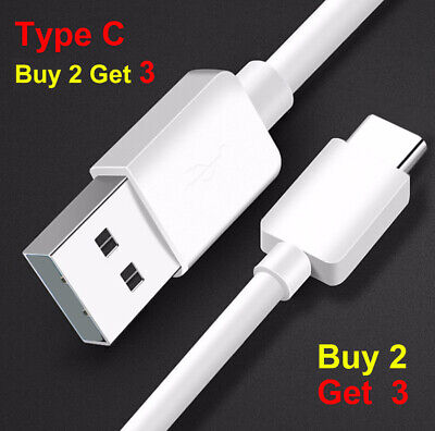 Type C Cable USB C Data&Charger Cable for Samsung Google Huawei Fast Charging 1M