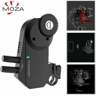 New MOZA iFocus Wireless Follow Focus for Air 2 Transmission Distance 100m GDT