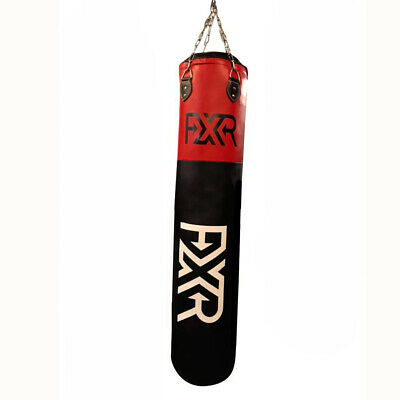Fxr Sports 4Ft 5Ft 6Ft Filled Heavy Duty Hard Hitting Boxing Punch Bag & Chains