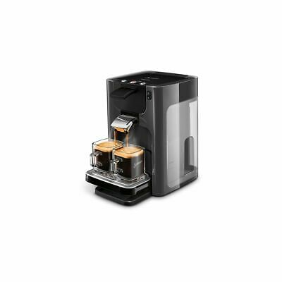 Philips Senseo Quadrante Noire Machine A Cafe A Dosettes 1450W 1.2L