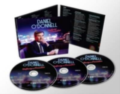 Daniel O'donnell: Halfway To Paradise (Cd.)