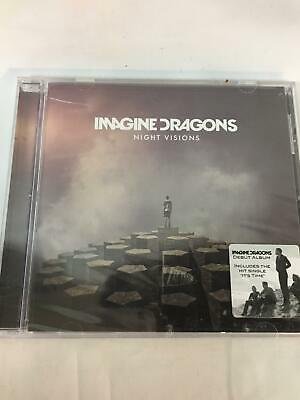 Imagine Dragons Night Visions Its Time NEW Sealed