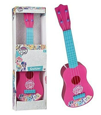 NEW My Little Pony Pink Acoustic Guitar from Baby Barn Discounts
