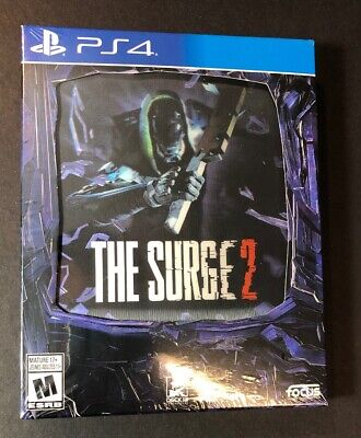 The Surge 2 [ Limited Edition ] (PS4) NEW