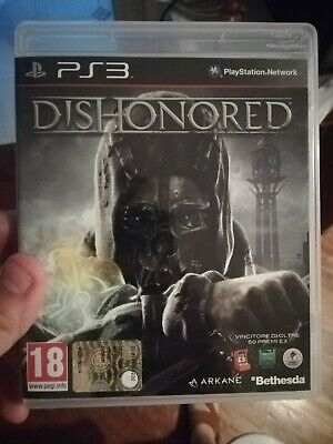 Dishonored - PS3 Playstation 3 - Completo - Ottimo