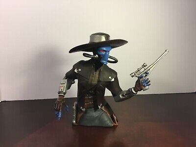 Star Wars Cad Bane Bust Bank by Diamond Select Toys
