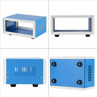Waterproof ABS Electronic Project Enclosure Metal Plate Case Screw Junction Box