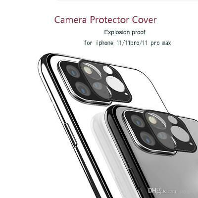 iPhone 11 Pro Max Camera Lens Tempered Glass Screen Protector (Full Protection)