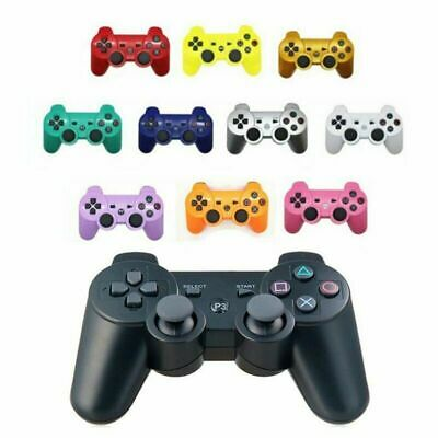 Wireless Bluetooth Game Controller Dual Vibration Gamepad For PS 3 PlayStation 3