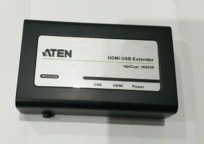 Aten VanCryst HDMI USB Extender (Over Cat5) 1920x1200@60Hz or 60m Max Receiver