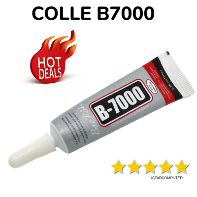 COLLE  B7000 15ml  ADHESIF CHÂSSIS VITRE TABLETTE SMARTPHONE  IPHONE SAMSUNG