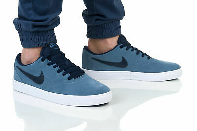 Nike SB Check Solar Trainers Suede Brand New With Box UK 6.5 US 7.5 EUR 40.5