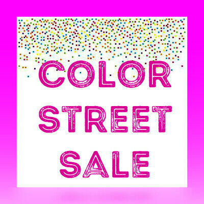 Color Street - Retired/Sale/Free Shipping